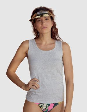 Fruit of the Loom Ladies Valueweight Vest canotta donna